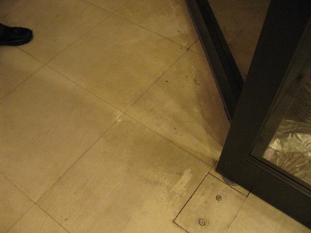 ライムストーン(大理石)洗浄のサムネイル