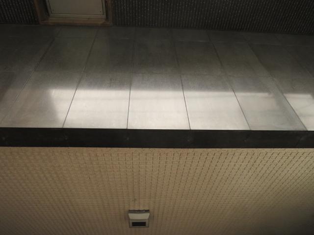 御影石本磨き仕上げの水拭きムラ除去のサムネイル