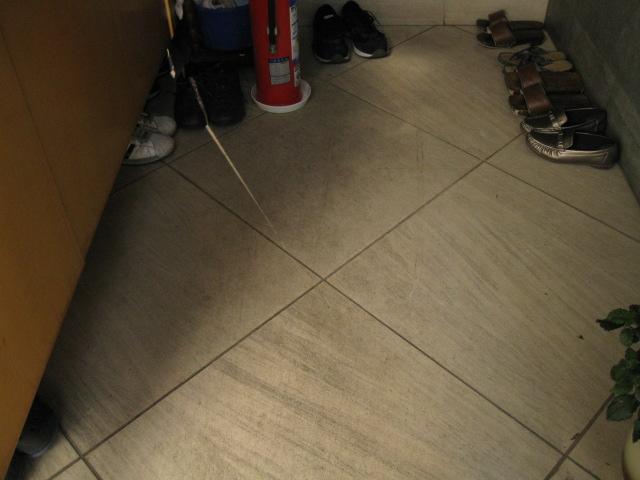 大理石(モカクリーム)の洗浄のサムネイル